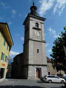 Eglise d'Ollon